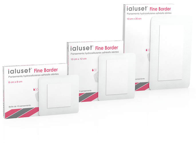 pack - IALUSET Fine Border