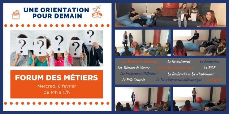 Forum des Métiers Com