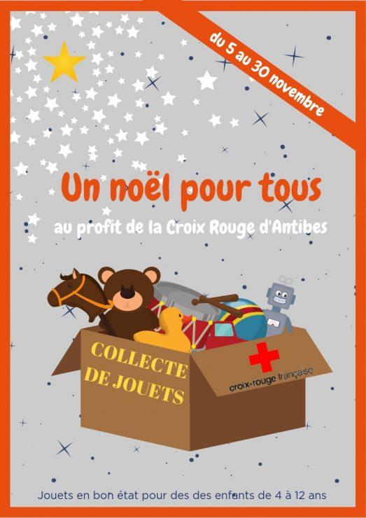 Collecte Jouets Croix Rouge