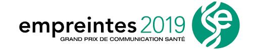 Logo Empreintes 2019